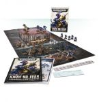 Know No Fear  A Warhammer 40,000 Starter Set (40-03-60) - 1